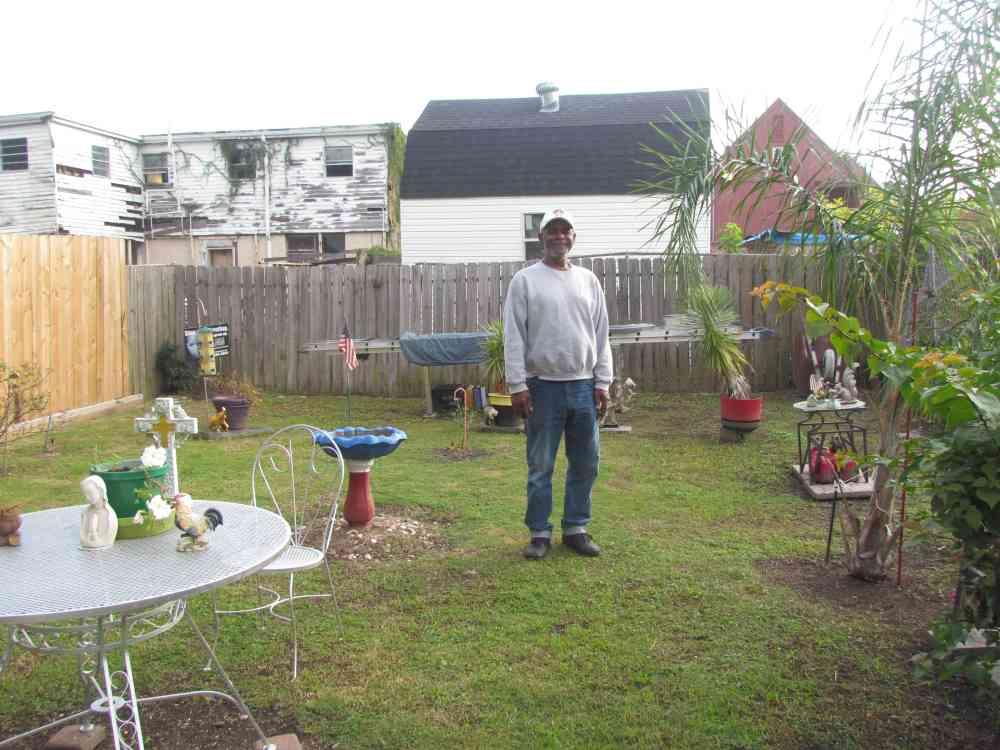 Wayne Fosters Garden of Lost Treasures New Orleans Area Habitat