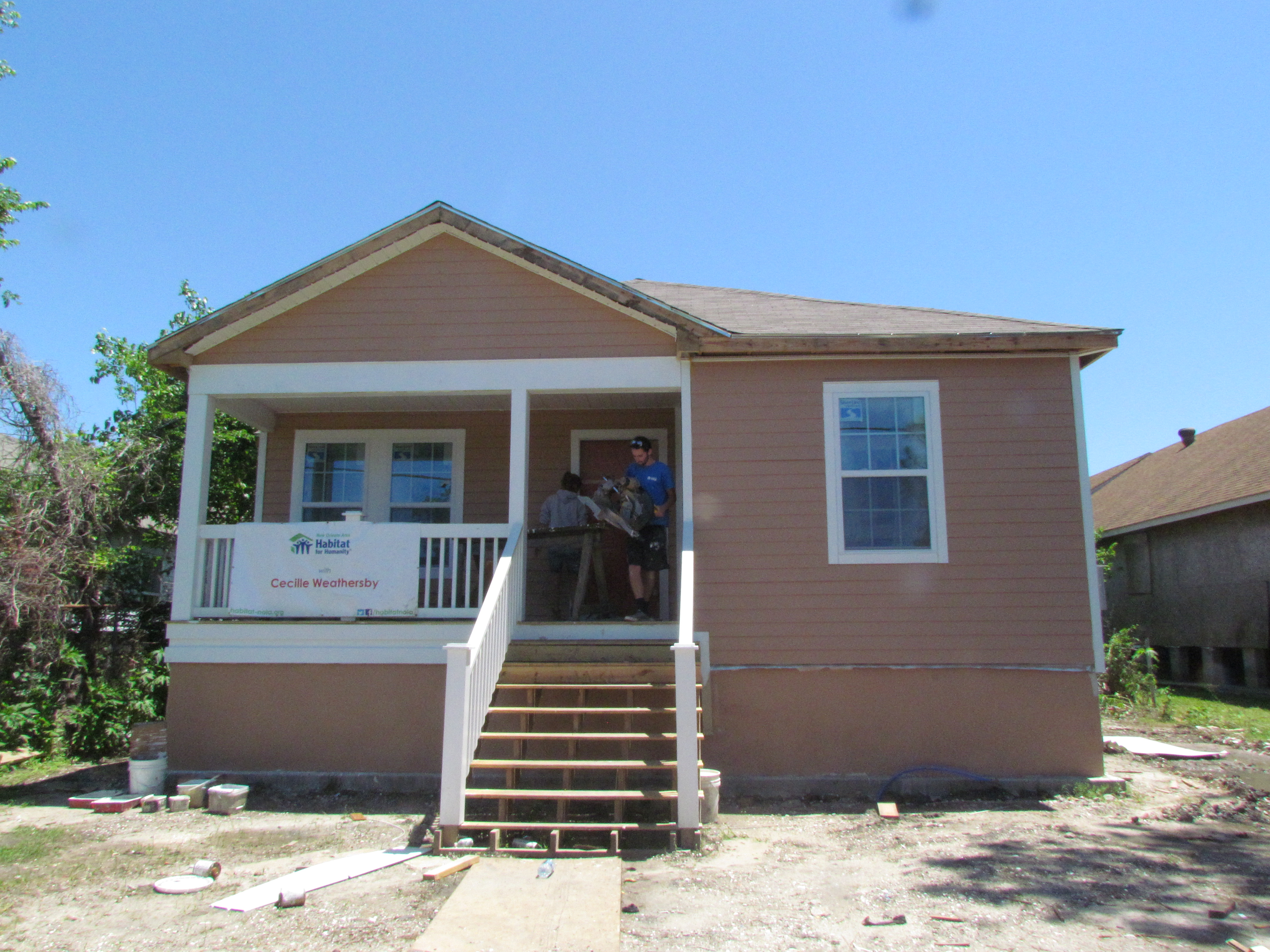 Donate New Orleans Area Habitat For Humanity : Globe Lifestyle